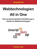 Webtechnologien - All in One