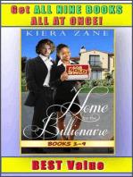 A Home for the Billionaire 1-9 (Her Billionaire Boyfriend Series (A Billionaire Book Club BWWM Interracial Romance), #1)