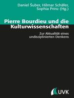 Pierre Bourdieu und die Kulturwissenschaften