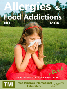 Allergies and Food Addictions: NO MORE