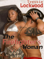The Firefighter's Woman