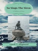 So Sings The Siren