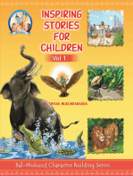 Inspiring Stories for Children, Vol 1