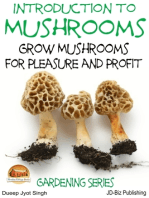Introduction to Mushrooms