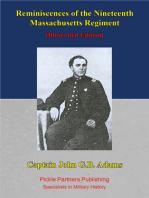 Reminiscences Of The Nineteenth Massachusetts Regiment. [Illustrated Edition]
