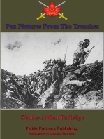Pen Pictures From The Trenches