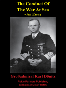 The Conduct of the War Of Sea - An Essay