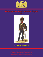 History Of The King's German Legion Vol. I