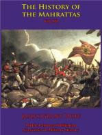 The History Of The Mahrattas - Vol III