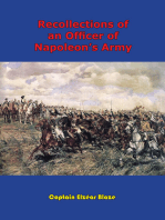 Recollections Of An Officer Of Napoleon's Army