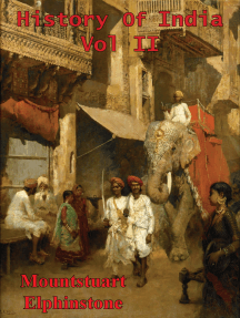 History Of India Vol. II