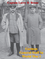 German General Staff In World War I