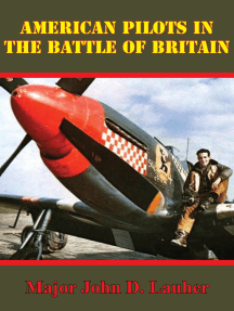 American Pilots In The Battle Of Britain