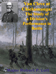 Van Cleve At Chickamauga: The Study Of A Division's Performance In Battle