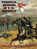 Personal Memoirs Of P. H. Sheridan [Illustrated Edition]
