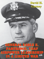 General Earle E. Partridge, USAF Airpower Leadership In A Limited War