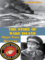 The Story of Wake Island [Illustrated Edition]