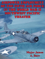 Airpower Employment Of The Fifth Air Force In The World War II Southwest Pacific Theater