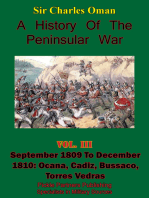 A History of the Peninsular War, Volume III September 1809 to December 1810