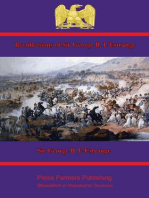 Recollections of Sir George B. L'Estrange