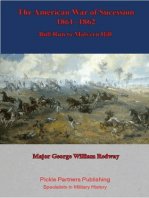 The American War of Sucession – 1861-1862 {Illustrated Edition]