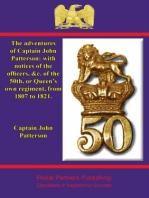 The adventures of Captain John Patterson