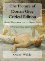 The Picture of Dorian Gray Critical Edition