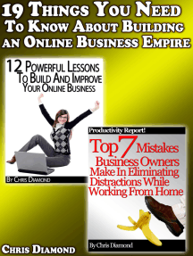 19 Things You Need To Know About Building an Online Business Empire