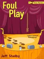 Foul Play (Moose River Mysteries, #4)