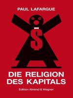 Die Religion des Kapitals