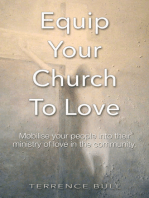 Equip Your Church To Love