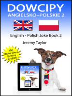 Dowcipy Angielsko–Polskie 2 (English Polish Joke Book 2)