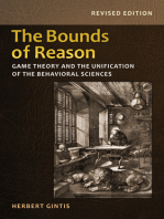 The Bounds of Reason