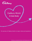 White Paper on Cadbury World