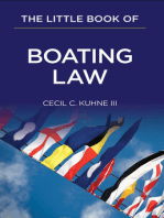 The Little Book of Boating Law