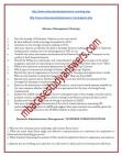 KSBM ANSWER SHEETS. MBA.EMBA.DMS.ARAVIND 9901366442.doc