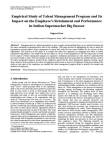 Impact on the Employee's Retainment and Performance in Indian Supermarket Big Bazaar