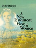 A New Testament View of Women