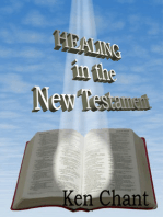 Healing In The New Testament