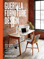 Guerilla Furniture Design