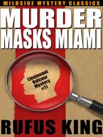 Murder Masks Miami