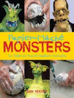 Papier-Mache Monsters