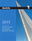 Financial  Study on International Employee Benefits Trends