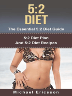 5:2 Diet - The Essential 5:2 Diet Guide