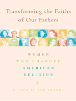 Transforming the Faiths of Our Fathers