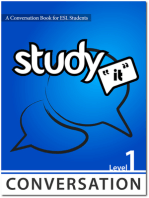 Study It Conversation 1 eBook