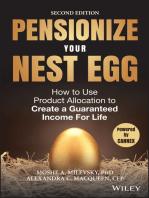 Pensionize Your Nest Egg