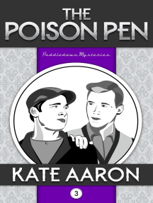 The Poison Pen (Puddledown Mysteries, #3)