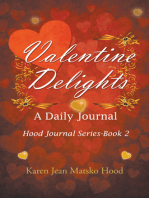 Valentine Delights Journal
