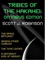 Tribes of the Hakahei